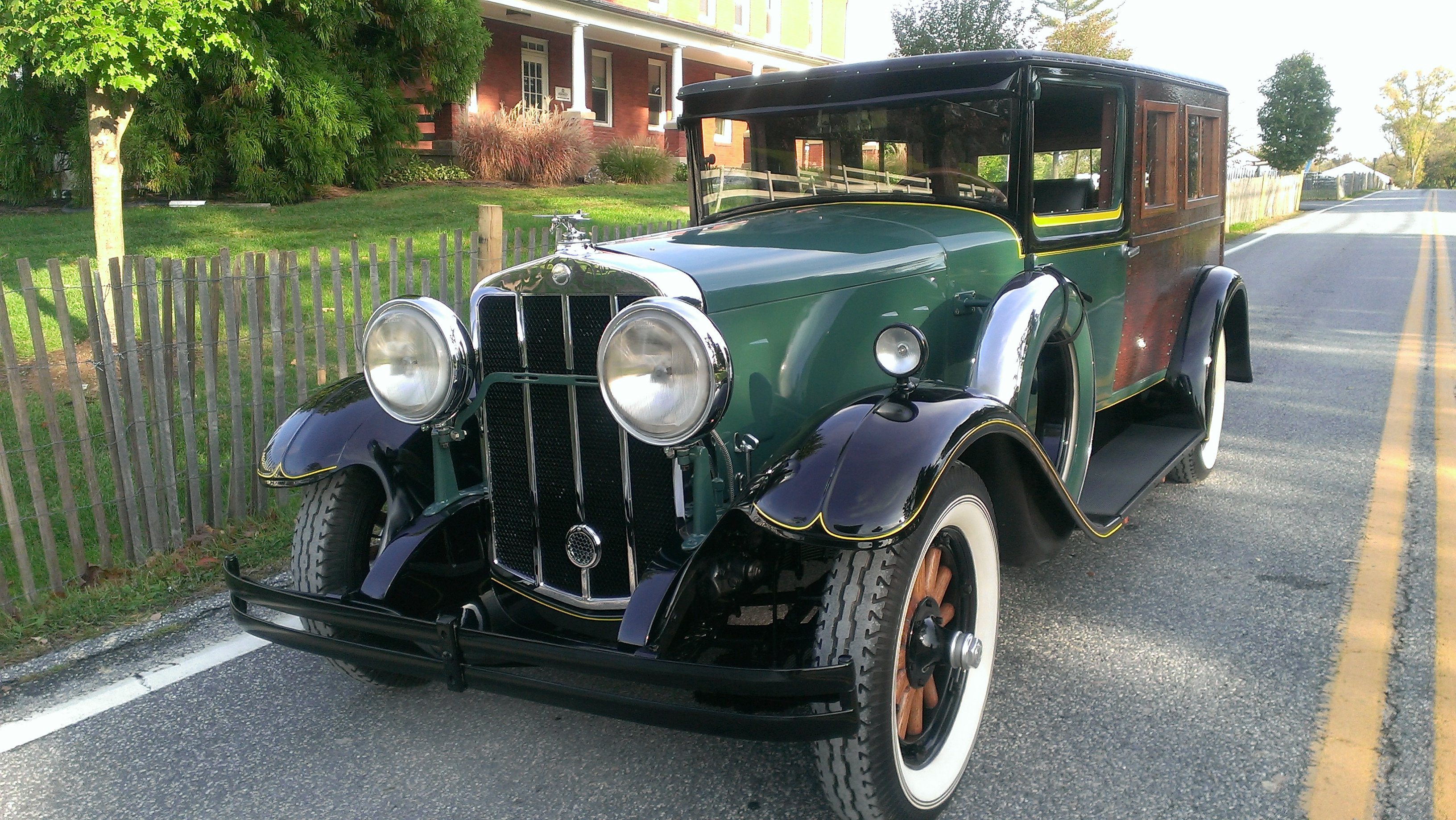 1929 Franklin Woody5